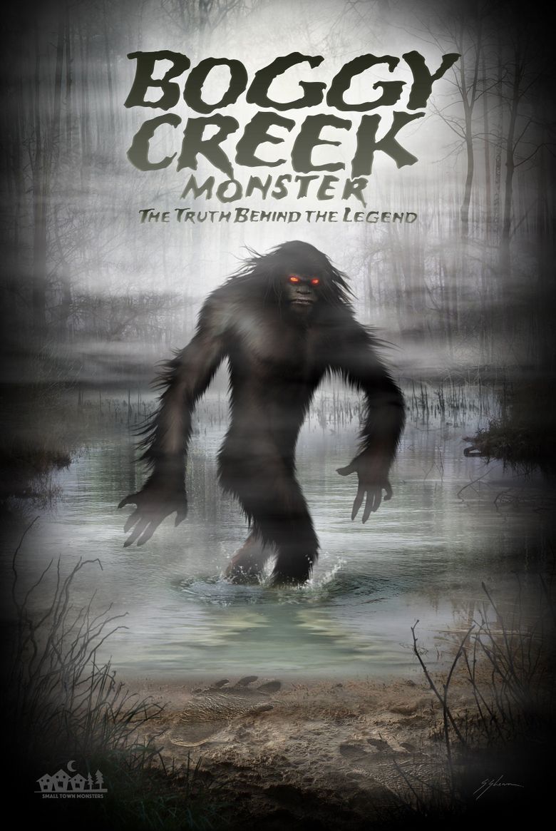 Boggy Creek Monster Poster