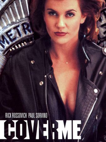 Cover Me Poster