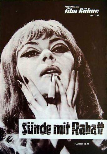 Sünde mit Rabatt Poster