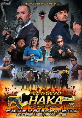 El Nuevo Chaka Poster