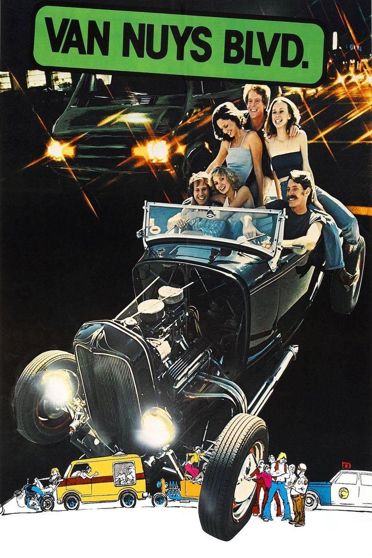 Van Nuys Blvd. Poster