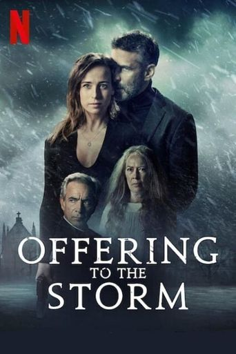 Offering to the Storm Poster