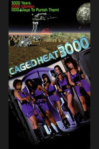 Caged Heat 3000 Poster