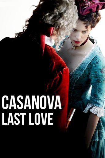 Casanova, Last Love Poster