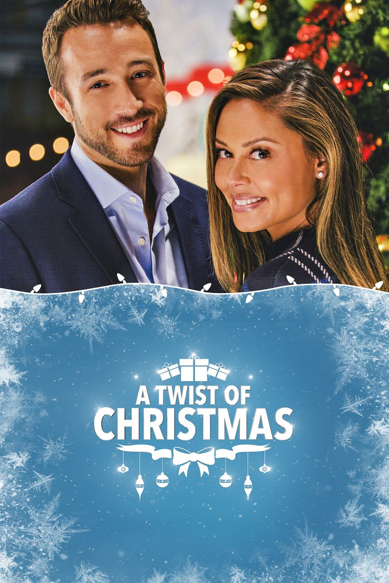 A Twist of Christmas Poster