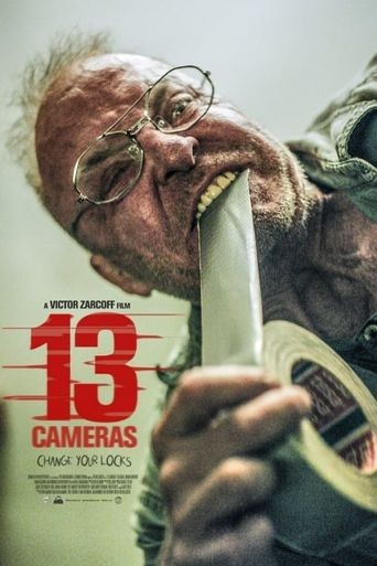 13 Cameras Poster