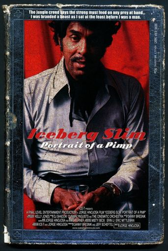 Iceberg Slim: Portrait of a Pimp Poster