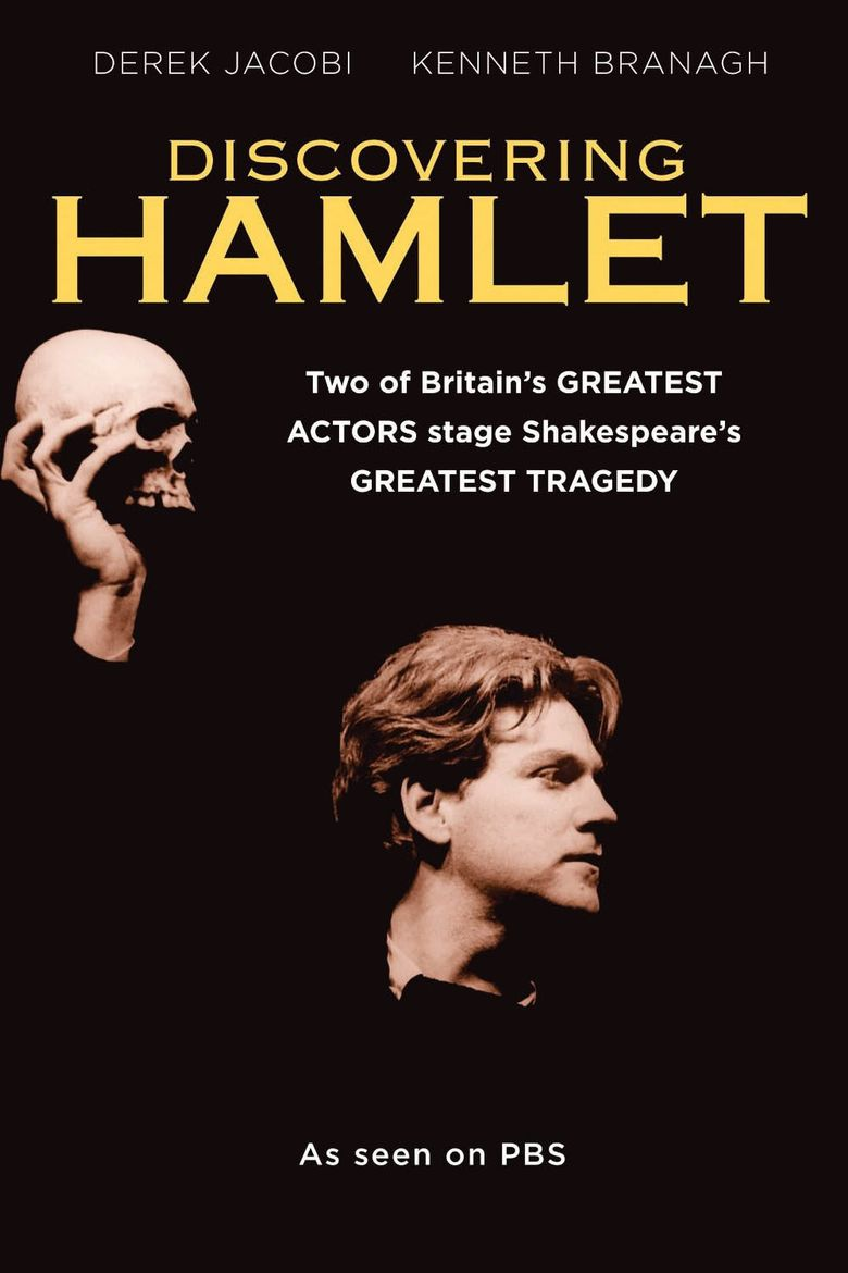 Discovering Hamlet Poster