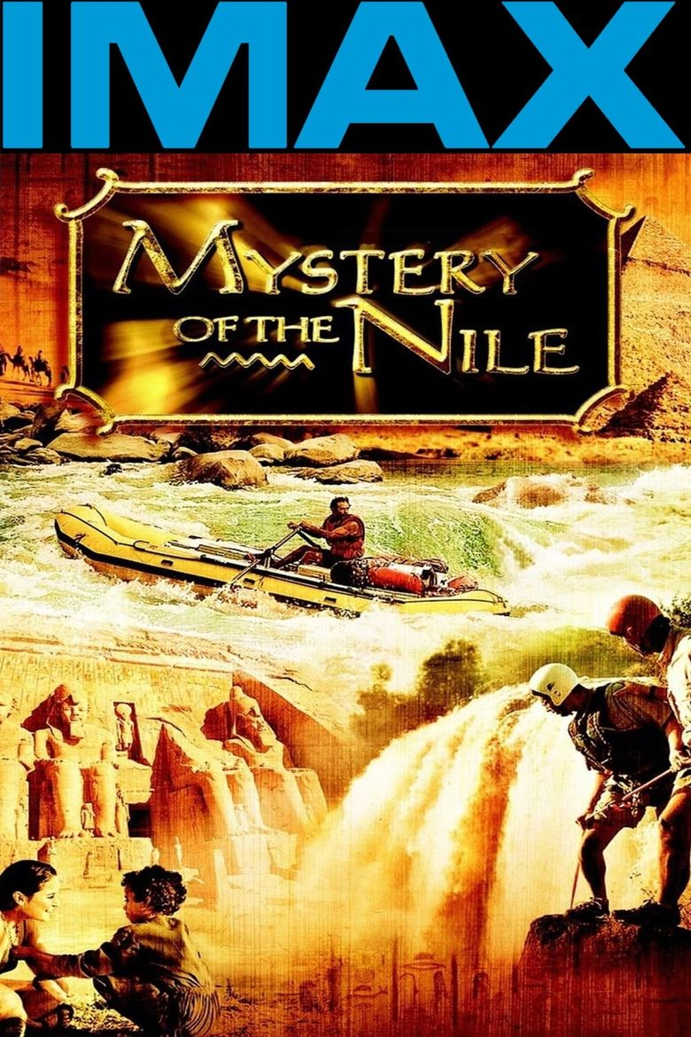 Mystery of the Nile Poster