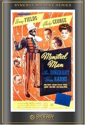 Minstrel Man Poster