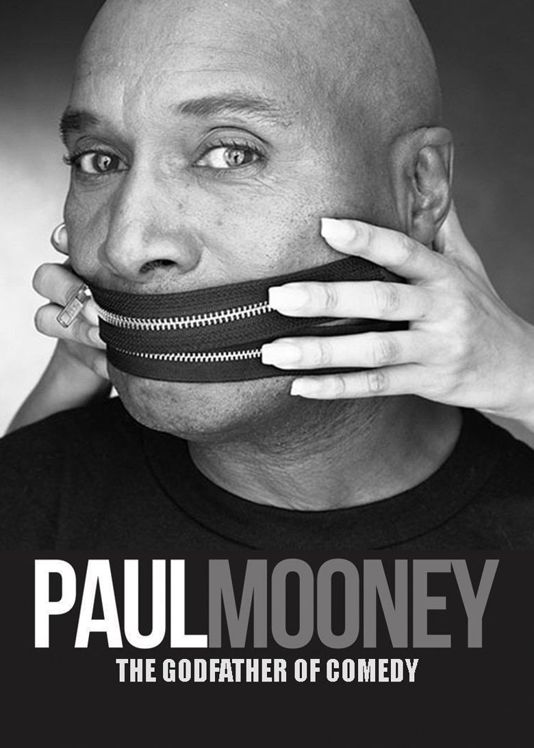 Paul Mooney: The Godfather of Comedy Poster
