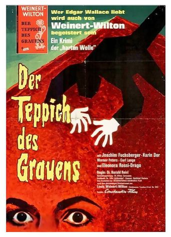 The Carpet of Horror Poster