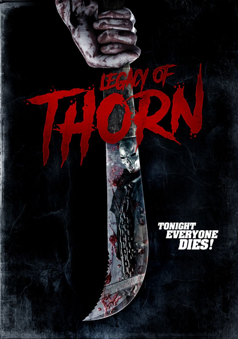 Legacy Of Thorn Poster