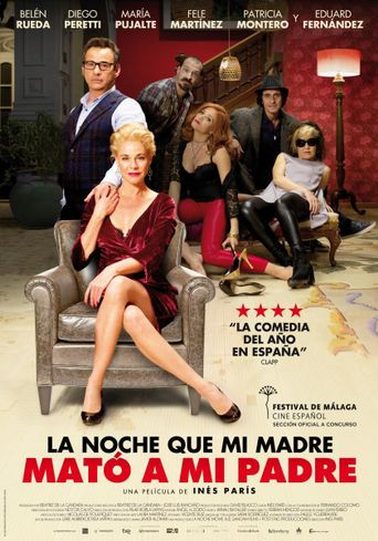 The Night My Mother Killed My Father Poster