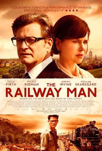 Watch The Railway Man