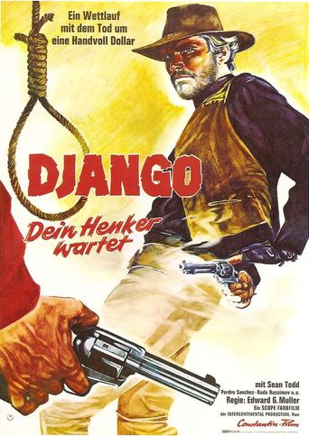 Don't Wait, Django… Shoot! Poster