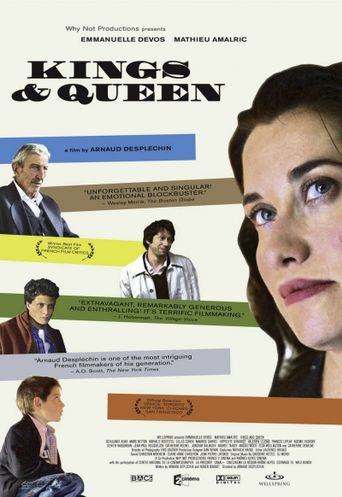 Kings and Queen Poster