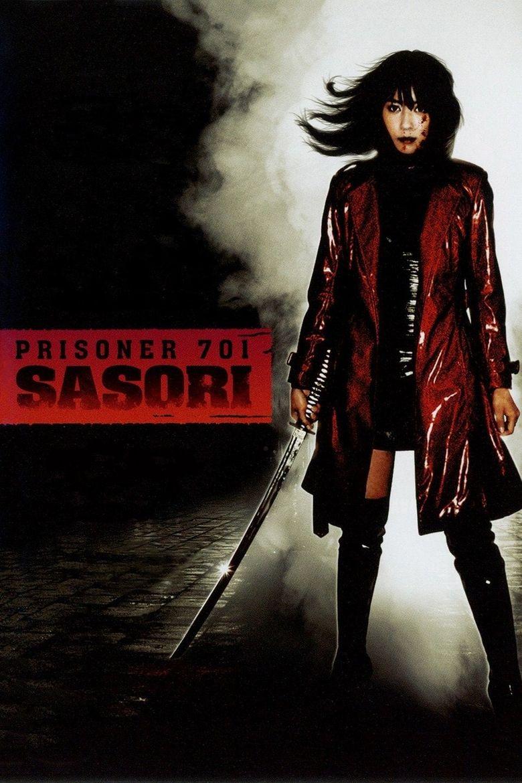 Prisoner 701: Sasori Poster