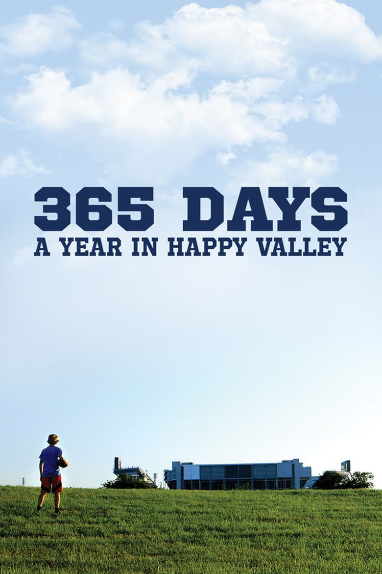 365 Days: A Year in Happy Valley Poster