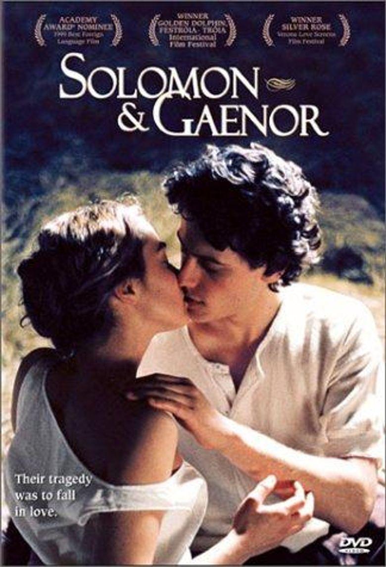 Solomon and Gaenor Poster