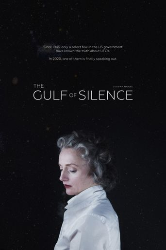 The Gulf of Silence Poster