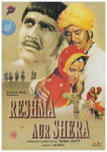 Reshma Aur Shera Poster