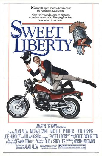 Sweet Liberty Poster