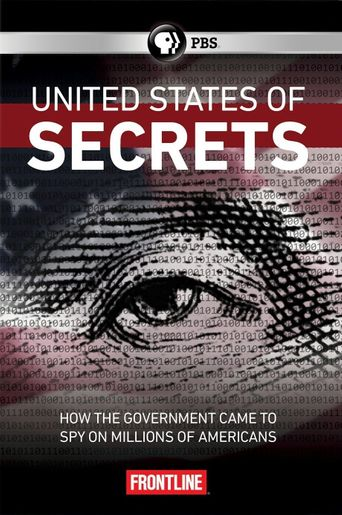 United States of Secrets (Part Two): Privacy Lost Poster