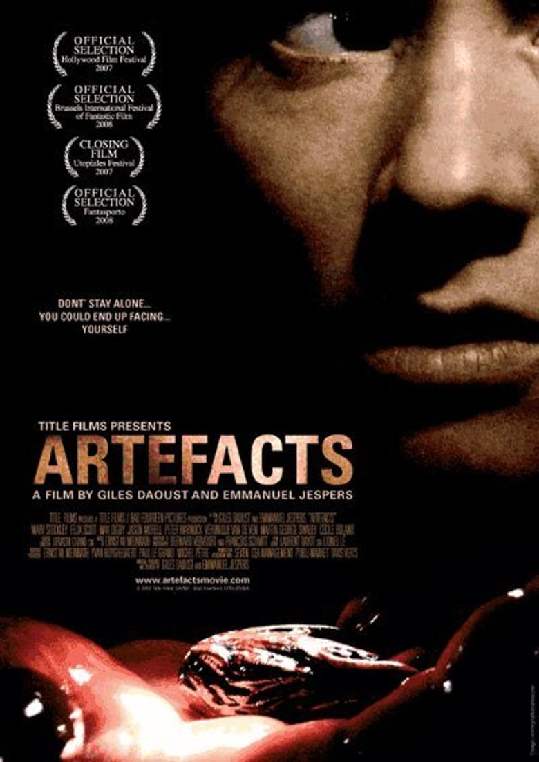 Artifacts Poster