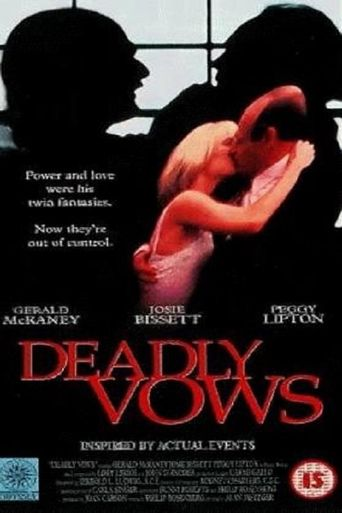 Deadly Vows Poster
