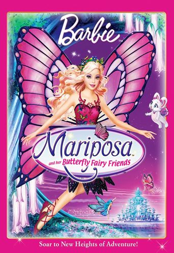 Barbie Mariposa and Her Butterfly Fairy Friends Poster