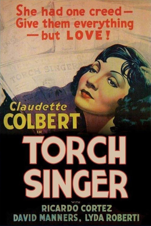 Torch Singer Poster