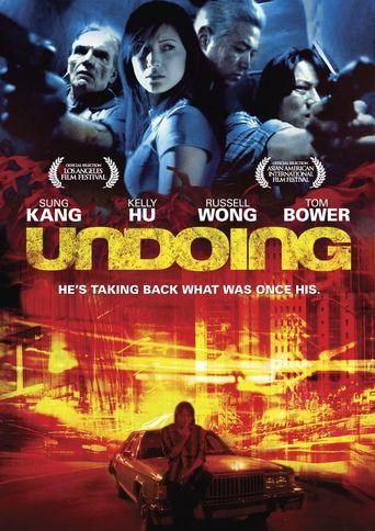 Undoing Poster