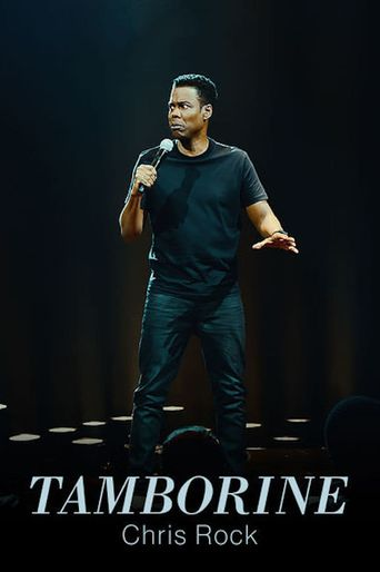 Chris Rock: Tamborine Poster