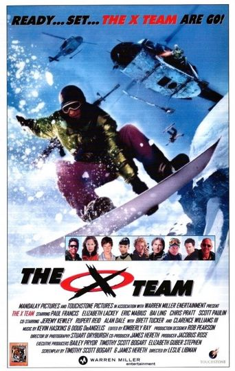 The Extreme Team Poster