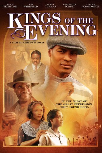 Kings of the Evening Poster