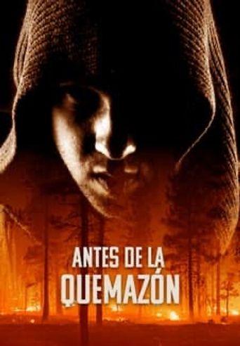 Antes de la Quemazon Poster