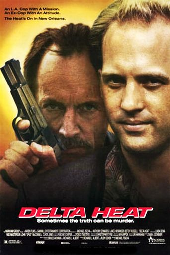Delta Heat Poster