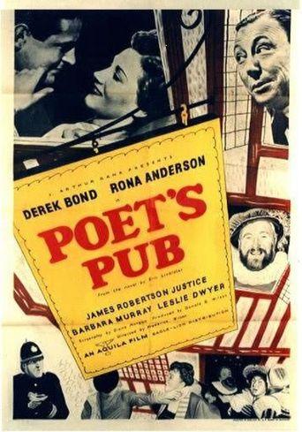 Poet's Pub Poster