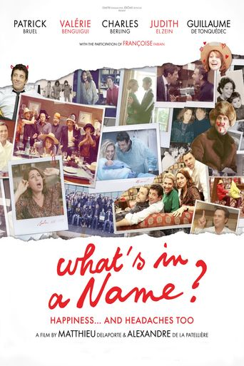 What's in a Name Poster