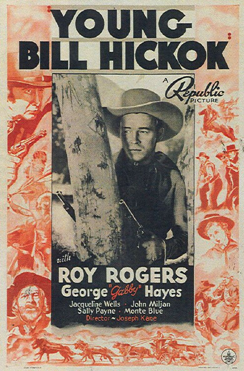 Young Bill Hickok Poster