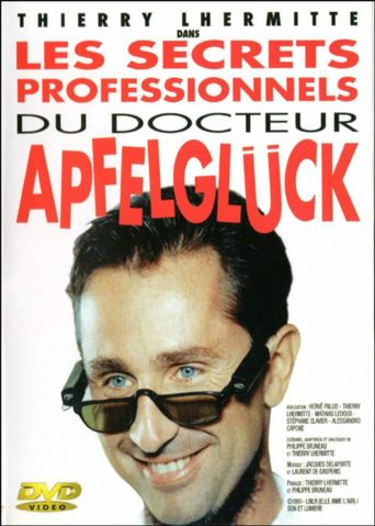 The Professional Secrets of Dr. Apfelgluck Poster