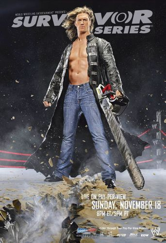 WWE Survivor Series 2007 Poster