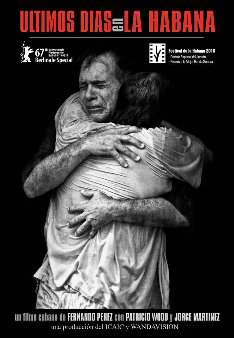Last Days in Havana Poster