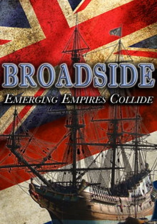 Broadside: Emerging Empires Collide Poster