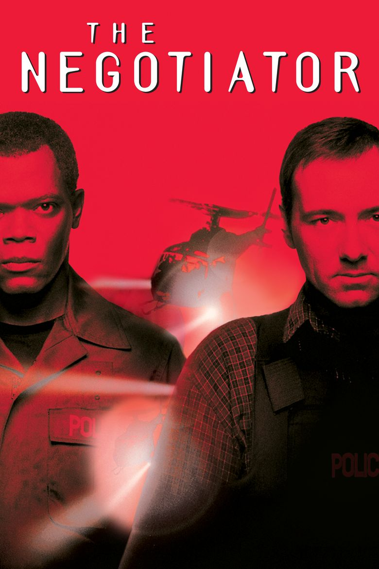 Watch The Negotiator