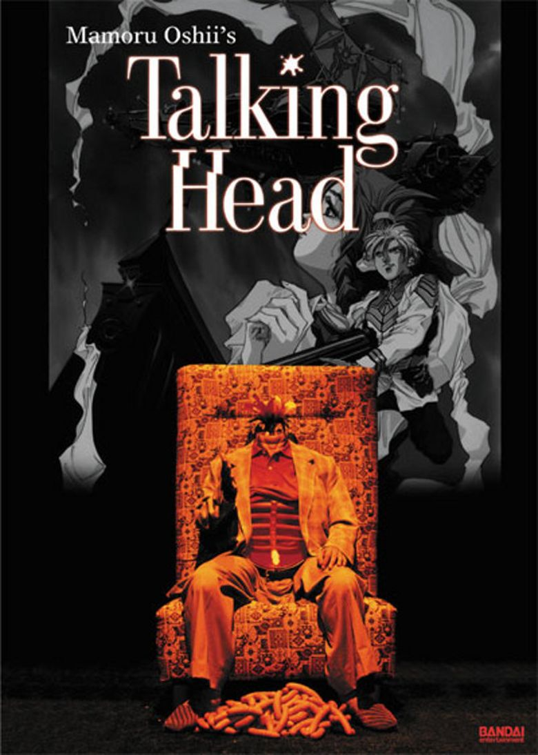 Talking Head Poster
