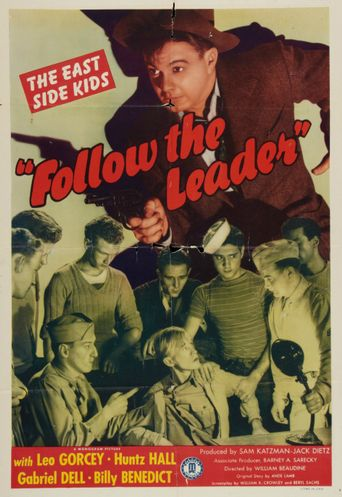 Follow the Leader Poster