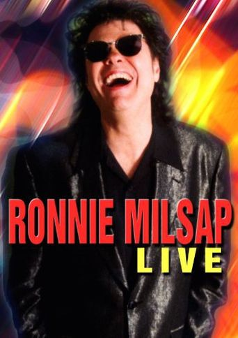 Ronnie Milsap - Live Poster