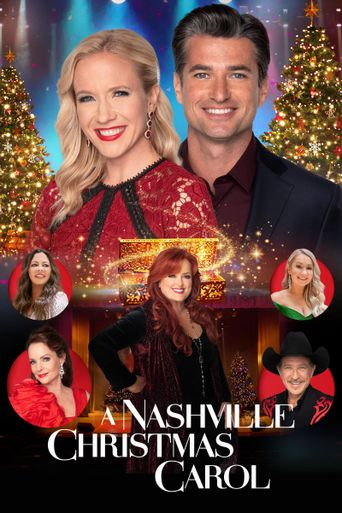 A Nashville Christmas Carol Poster